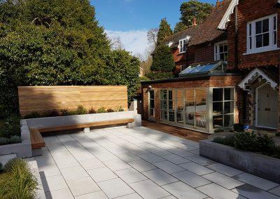Frensham garden designer