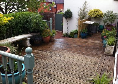 decking company in Surrey