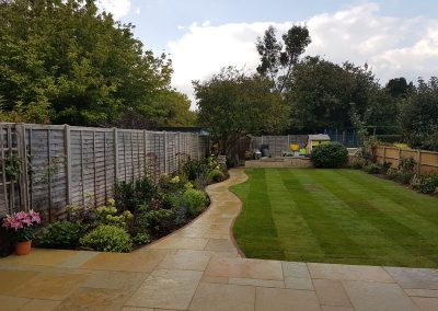 full garden view Guildford
