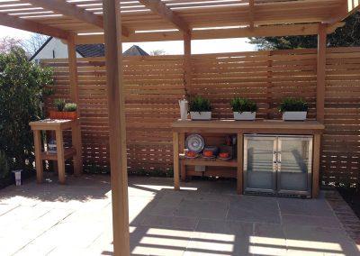 garden design Farnham Surrey