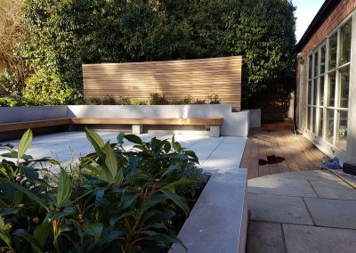 garden design in frensham