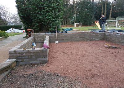 garden designer Frensham