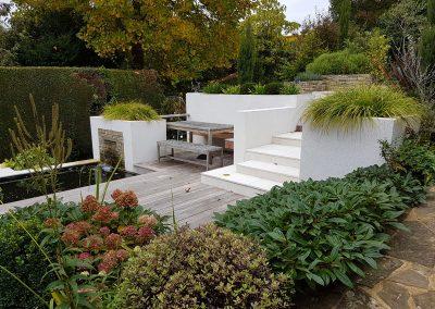 landscape design Shalford Surrey