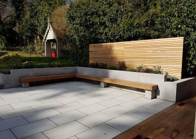 patio and garden design