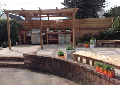 patio and pergola Surrey