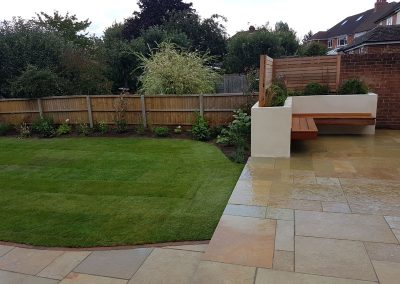 patio garden design Guildford